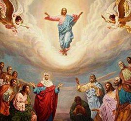 Православната църква чества Възнесение Господне, празникът е познат и като Спасовден