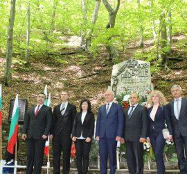 Със събор-поклонение в местността Оборище се отбеляза 141-та годишнина от Априлското въстание