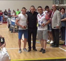 """СК """"Топалов"""" спечели 10 медала във Втория международен турнир по джудо  Панагюрище 2017"""