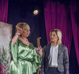 Гледаме Нона Йотова и Александра Сърчаджиева днес на панагюрска сцена