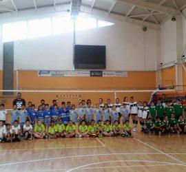 """Волейболен празник сътвориха малките волейболисти от Брацигово и ВК """"Пан-волей"""""""