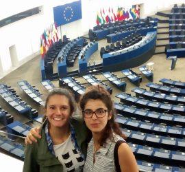 Десислава Ботева участва в Европейските младежки седмици в Германия
