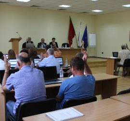 Дневен ред от 10 точки на днешната сесия на Общински съвет- Панагюрище