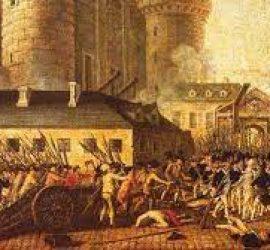 На 14 юли 1789 г. е превзета Бастилията и започва Великата френска революция