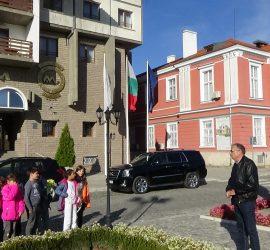 """Лектория """"Павел Бобеков – познатият и непознатият"""" беше изнесена днес в Исторически музей – Панагюрище"""