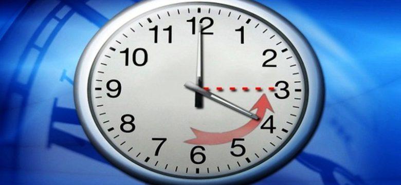 Местим стрелките на часовника с час назад на 31 октомври
