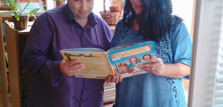 Пепа Машева и Стефан Рапонджиев ще бъдат лица на дарителската кампания посветена на 180 г. от рождението на проф. Марин Дринов