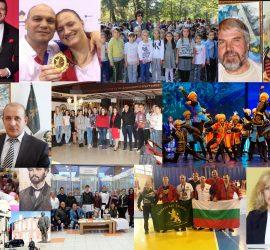 """На фокус в новия брой на вестник """"Оборище"""": лицата, успехите, събитията"""