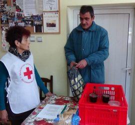 """БЧК стартира традиционния проект """"Топъл обяд за стари и скитащи хора""""  на 1 декември"""