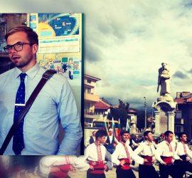 Помощник-учителят по английски език в ПГИТМТ Аарън Рос с награда от международен фотоконкурс