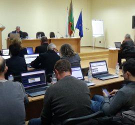 Дневен ред от 6 точки на днешната сесия на Общински съвет – Панагюрище