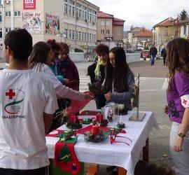 Над 1300 лева бяха събрани от благотворителния Коледен базар на БЧК-Панагюрище