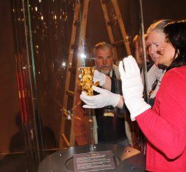 69 години от откриването на Панагюрско златно съкровище