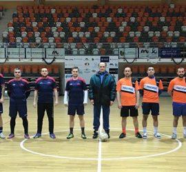 Днес ще станат ясни полуфиналистите в коледния турнир по мини футбол