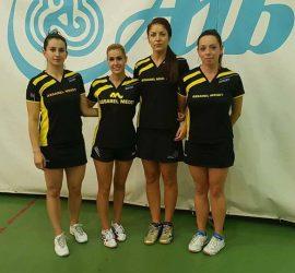 """Успешен финал на сезона за тенисистките на СКТМ """"Асарел-Медет"""""""