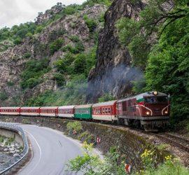 За Съединението: Пътуване с парен локомотив по теснолинейката