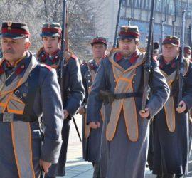 """Представители на РК """"Традиция"""" Панагюрище взеха участие в отбелязването на 140 г. от Освобождението в Добрич"""