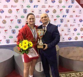 Нов голям успех за златното панагюрско момиче Мария Оряшкова