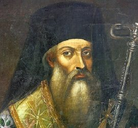 Софроний прави първия препис на История славянобългарска