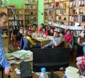 Великденска работилница организират в библиотеката