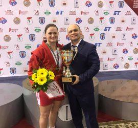 Мария Оряшкова и Иван Нетов заминават за Москва за втория кръг от Световната купа по самбо