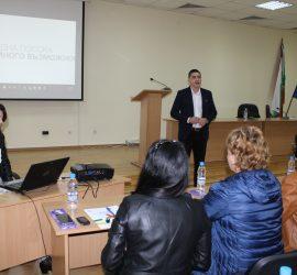 ОИЦ – Пазарджик организира информационна среща днес в Панагюрище