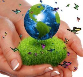 """На 22 април отбелязваме Деня на Земята под мотото """"Да възстановим Земята"""""""