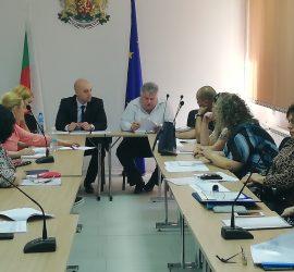 Комисията по заетостта съгласува Регионалната програма за заетост на област Пазарджик за 2018 година
