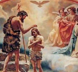Светла събота е днес! Славим свети Йоан Кръстител