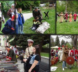 """Военно-исторически фестивал """"Живата история"""" ще се проведе на 28 и 29 април в Панагюрище"""