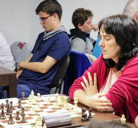 Международният майстор по шахмат за жени WIM Светла Йорданова спечели Петия открит турнир по шахмат в град Панагюрище