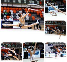 """Грации се събират за турнир по художествена гимнастика """"Панагюрско съкровище"""""""