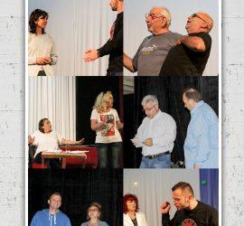"""Театралните самодейци от НЧ""""Виделина-1865"""" ще представят комедията """"Доктор""""от Бранислав Нушич през юни"""