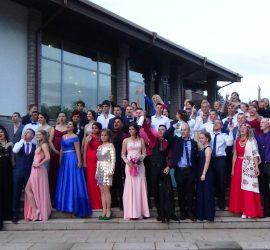 Връчват дипломите на зрелостниците от Випуск 2018 на Професионалната гимназия