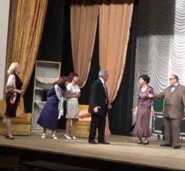 """Театралните самодейци от НЧ""""Виделина-1865"""" представят комедията """"Доктор""""от Бранислав Нушич"""