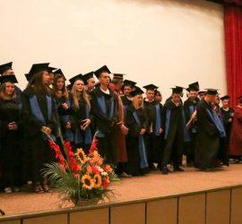 57 ученици от Випуск 2018 на ПГИТМТ получиха дипломите си за средно образование