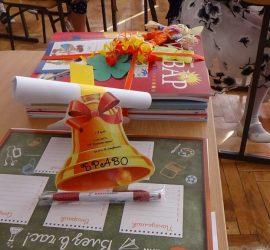 Започва подаването на документи за прием в първи клас на място в училищата в община Панагюрище