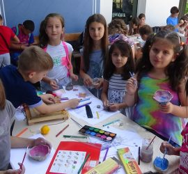 Деца твориха и се забавляваха в музея