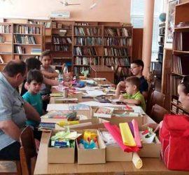 Творческа работилница в библиотеката