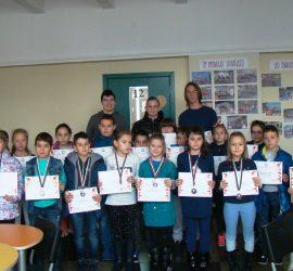 "Златен, сребърни и бронзови медали за математиците от СУ ""Нешо Бончев"""