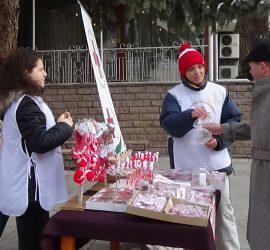 БМЧК – Панагюрище организира блaгoтвopитeлeн бaзap зa мapтeници