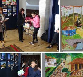 """Наградиха победителите в общинския ученически конкурс """"Това е България"""""""