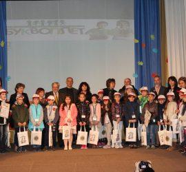 """22 второкласници показаха завидни знания на състезанието """"Буквоплет"""", двамата с най-добър резултат отиват на националния кръг"""