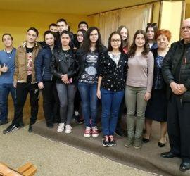 """Бончевци се срещнаха с представители на """"Шалом"""""""