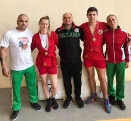 Състезателен триумф за Йоана Пишмишова и Никола Петкански