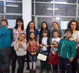 """Майки на шахматисти мериха сили в уникален турнир, организиран от ШК """"Оборище"""""""