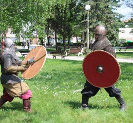 Докосване до историята с третия военно-исторически фестивал в Панагюрище