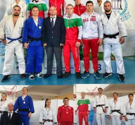 Мария Оряшкова отново непобедима, Иван Хърков с вицешампионска титла от Държавното по джудо