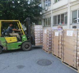 Бюлетините за евроизборите пристигнаха в Пазарджик