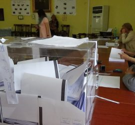 Как гласува община Панагюрище на евроизборите